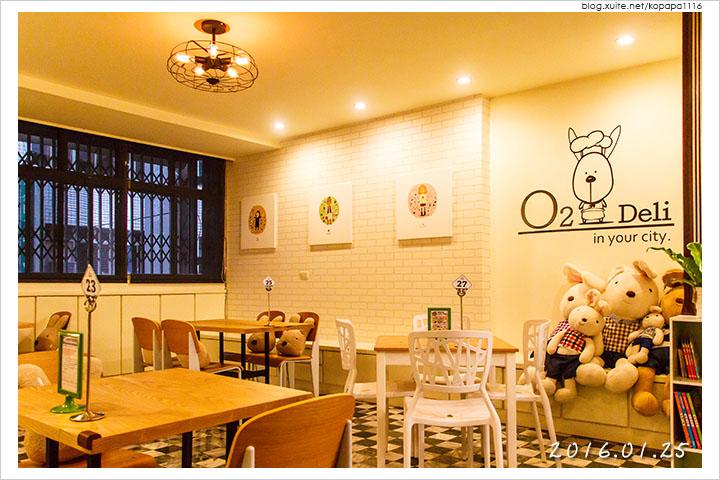 160125 花蓮市區-O2 Deli 歐兔啡食館花蓮博愛館(07).jpg - 2016Q1 美食記錄