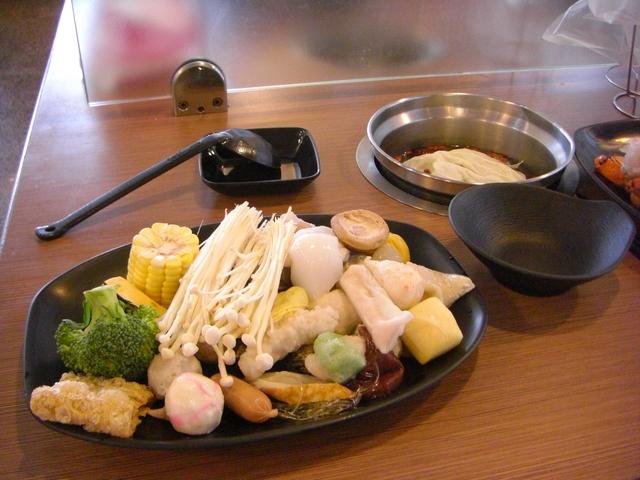 [花蓮市區] 太鼓料理涮涮鍋   168吃到飽