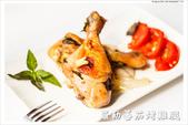 小薛食譜 :: 宅男大主廚:141012 小薛食譜-羅勒蕃茄烤雞腿(06).jpg