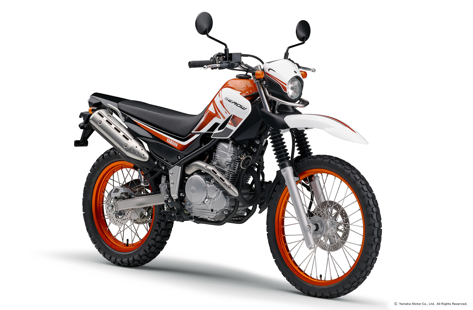 2018 SCROW (3).jpg - ((( 林店長 ))) YAMAHA 2018 SCROW 羚羊 250 洽09-28230438