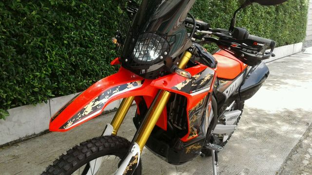 CRF250 RALLY H2C (2).jpg - ((( 林店長 ))) 2017 HONDA CRF250 RALLY LTD H2C 請洽:林店長