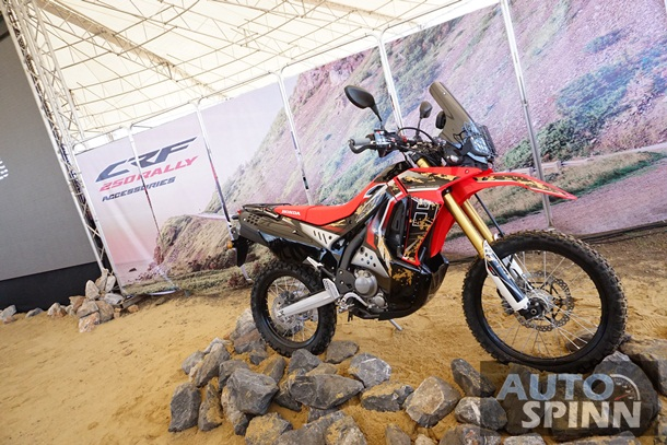 CRF250 RALLY H2C (4).jpg - ((( 林店長 ))) 2017 HONDA CRF250 RALLY LTD H2C 請洽:林店長