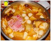 鳳梨泡菜鍋 :鳳梨泡菜鍋