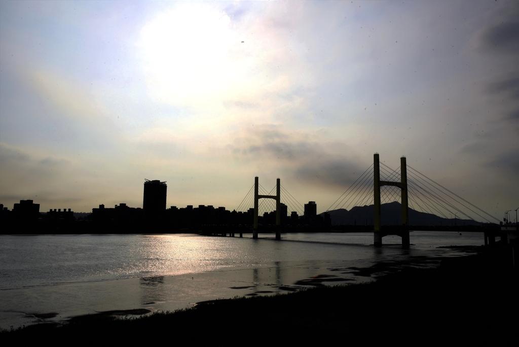 DSC_3775.JPG - 淡水河,新店溪右岸自行車道
