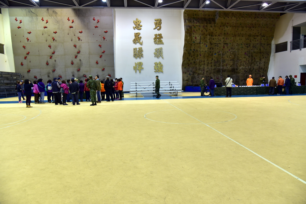陸軍特戰指揮部-武漢營區 (1).JPG - 四草綠色隧道,陸軍特戰指揮部-武漢營區