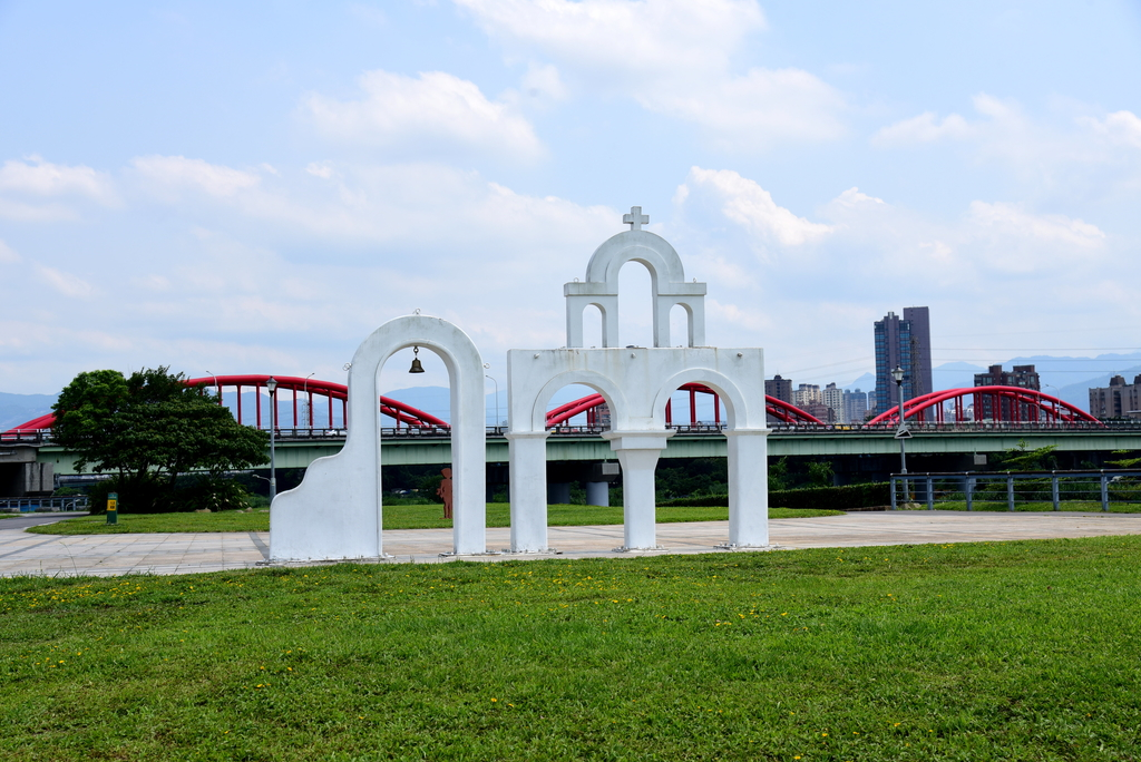 淡水河,新店溪右岸自行車道:DSC_3708.JPG