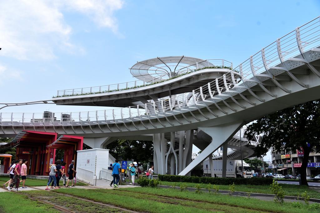 高雄前鎮之星 (1).JPG - 高雄前鎮之星自行車橋