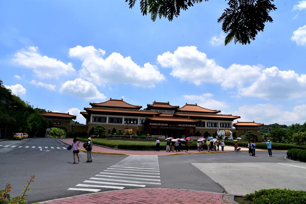 佛陀紀念館 (1).JPG - 高雄,屏東之旅