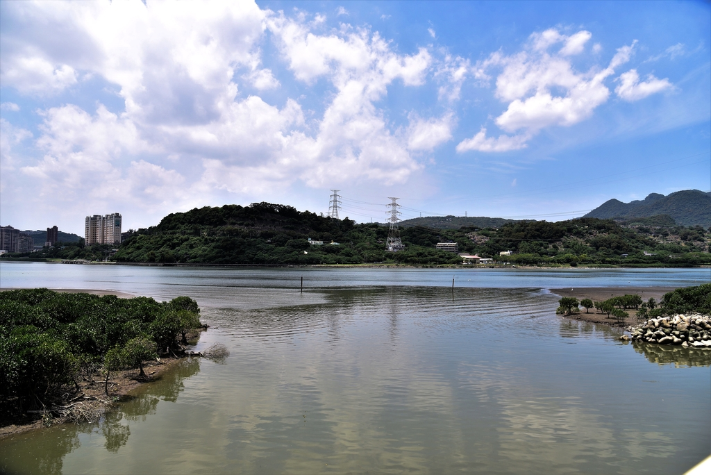 DSC_3406.JPG - 基隆河右岸自行車道,八里左岸自行車道