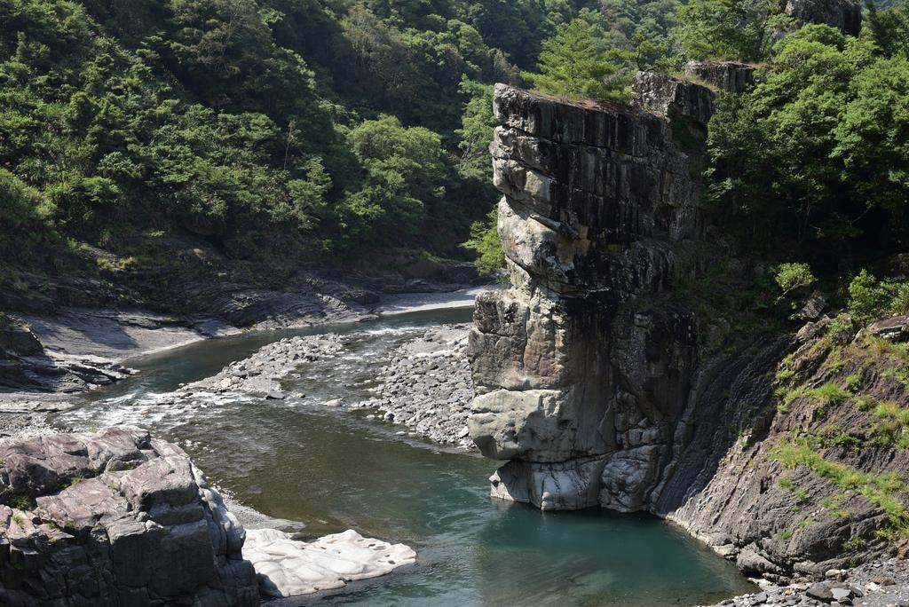 尖石鄉軍艦岩,軍艦岩吊橋:DSC_6078.JPG
