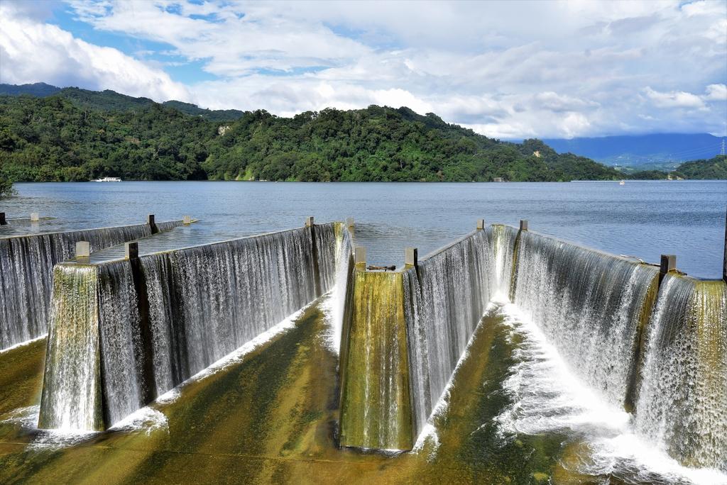 鯉魚潭水庫 (1).JPG - 鯉魚潭水庫
