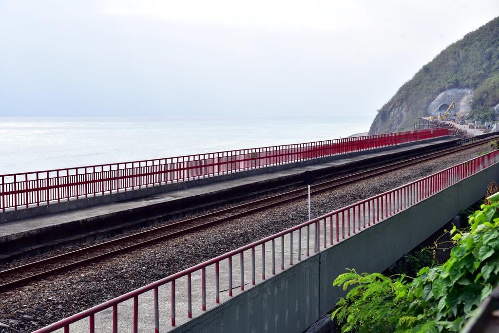 多良車站 (8).JPG - 台東多良車站,向陽薪傳木工坊