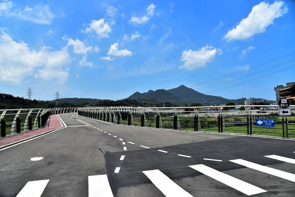 DSC_3401.JPG - 基隆河右岸自行車道,八里左岸自行車道
