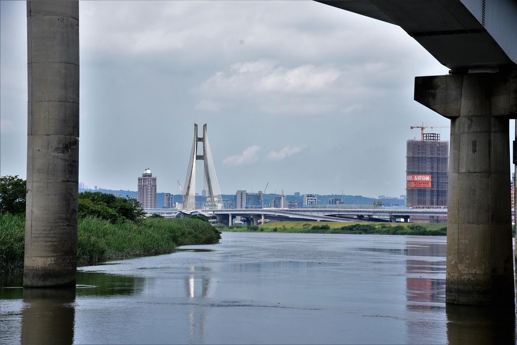 DSC_3635.JPG - 淡水河,新店溪右岸自行車道