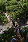 尖石鄉軍艦岩,軍艦岩吊橋:DSC_6072.JPG