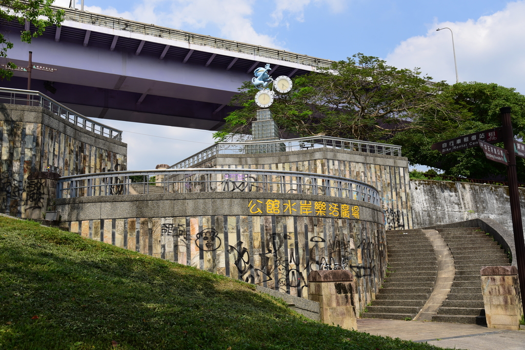 DSC_3735.JPG - 淡水河,新店溪右岸自行車道
