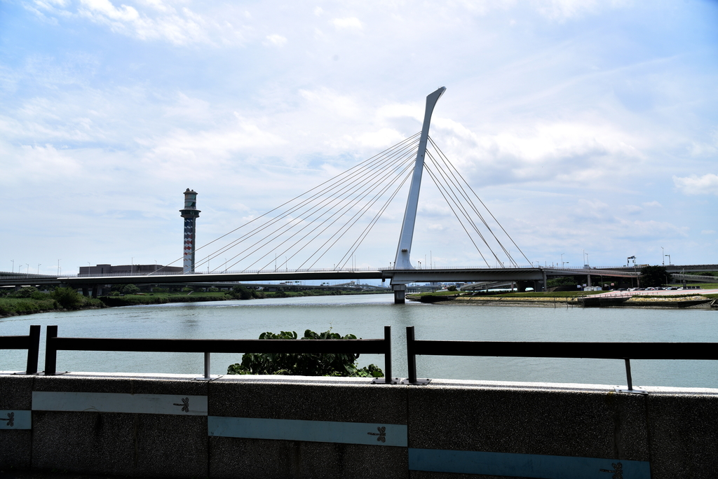DSC_3388.JPG - 基隆河右岸自行車道,八里左岸自行車道