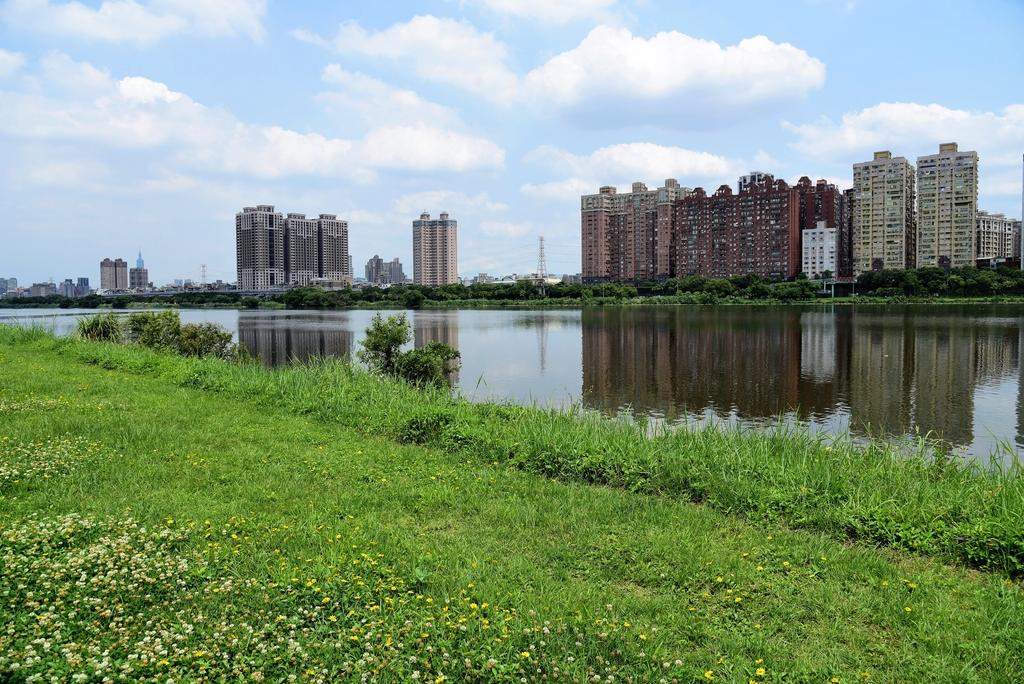 DSC_3681.JPG - 淡水河,新店溪右岸自行車道