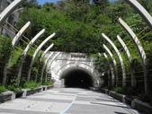 高雄旗津之旅:中山大學隧道(西子灣隧道).JPG