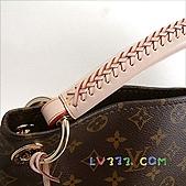LV2010年新款包包:LV 2010春夏 M40249 Monogram Artsy 優雅肩背包(中) (4).jpg