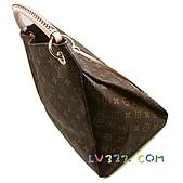 LV2010年新款包包:LV 2010春夏 M40249 Monogram Artsy 優雅肩背包(中) (5).jpg
