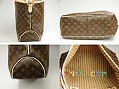LV2010年新款包包:【LV超3A】Louis Vuitton 2010秋冬M40352 Delightful 經典字紋肩背包(小)(可放A4)  (2).jpg