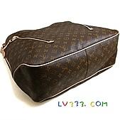 LV2010年新款包包:【LV超3A】Louis Vuitton 2010秋冬M40354 Delightful Monogram GM 單肩帶拉鍊暗袋肩背包(大)(可放A4) (4).jpg
