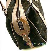 LV2010年新款包包:LV M51186 經典印花 Stresa 肩背包(小) (5).jpg