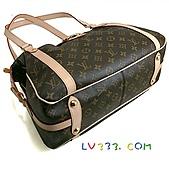 LV2010年新款包包:LV M51186 經典印花 Stresa 肩背包(小) (6).jpg