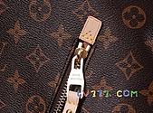 LV2010年新款包包:【LV超3A】Louis Vuitton 2010秋冬M40354 Delightful Monogram GM 單肩帶拉鍊暗袋肩背包(大)(可放A4) (11).jpg