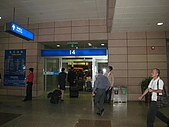 不同機場剪影:上海機場
