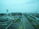 不同機場剪影:中正機場