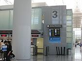 不同機場剪影:舊金山機場
