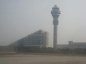 不同機場剪影:上海机场