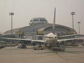 不同機場剪影:北京機場