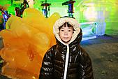 2011 南北極地博覽會:我鼻子要掉下來了~~