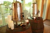 201106 六福莊:很好喝的紅茶~還有仙草茶~~