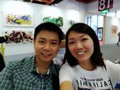 蘇阿姨pizza+世貿藝術展 107.9.9:
