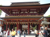 日本九州之行95.5.25-29:大門