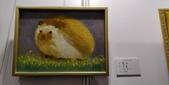 蘇阿姨pizza+世貿藝術展 107.9.9:圓滾滾的刺蝟