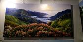 蘇阿姨pizza+世貿藝術展 107.9.9:台灣的山景