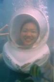 普吉島畢業旅行(93.6.30~7.4):海底漫步