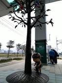 試乘淡海輕軌+石二鍋 108.1.5: