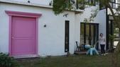 宜蘭行(佑.珮)  104.10.17~18:好可愛的粉紅色大門