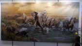 蘇阿姨pizza+世貿藝術展 107.9.9:喜歡性格溫和的大象