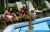 普吉島畢業旅行(93.6.30~7.4):可愛的混血兒~~