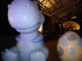 新北耶誕城 107.11.30:小恐龍和恐龍蛋