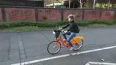 郵政特考前後的出遊 107.03:1. 107.3.10南港公園騎Ubike.jpg