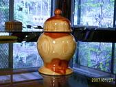 小葉收藏品:牙籤瓶