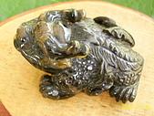 小葉收藏品:三腳蟾蜍